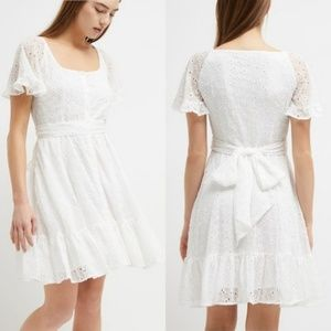 Circeela Mix Broderie Dress